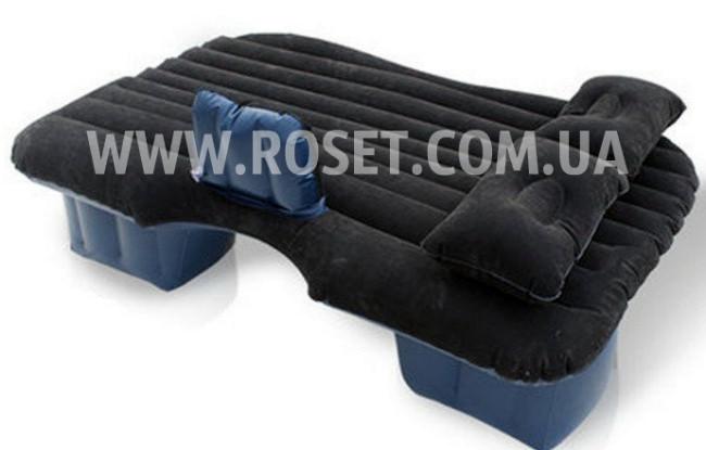 Диван автомобільний надувний з 2-ма подушками - Турист