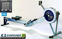 CONCEPT 2 МодельD PM3.Гребной тренажер Белый