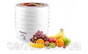 Сушилка для овощей и фруктов Grunfeld Грюнфельд 5 лотков и 20 литров