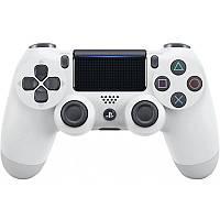 Геймпад беспроводной Sony PS4 Dualshock 4 V2 Glacier White (9894759)