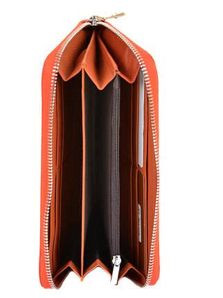Кошелек ST Женский иск-кожа SERGIO TORRETTI W38 orange, фото 2