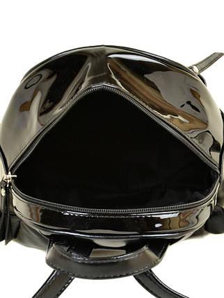 Сумка Женская Рюкзак иск-кожа М 124 Z-ka/лак, фото 2