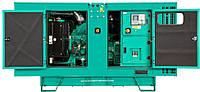 Дизельный генератор C110D5 в КАПОТЕ 80 кВт, 88 кВт производства Cummins(Англия)