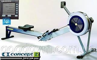 CONCEPT 2 МодельD PM4.Гребной тренажер Белый