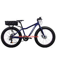 Электровелосипед Crosser Fat Bike 26 дюймов li-ion