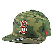Кепка (Snapback) 47 Brand GROVE BOSTON RED SOX GRVEC02CNP-CMA