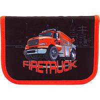 Пенал 621 Firetruck, Kite (K18-621-5)