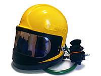 Защитный шлем пескоструйный Clemco Apollo 50 в комплекте
