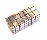 Кубоид 3х3х7 зеркальный