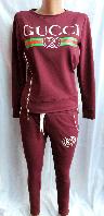 Спортивные костюмы женские (44-52 р) оптом со склада 7 км, фото 1
