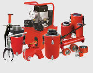 Промышленное гидравлическое оборудование и инструмент