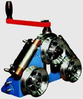 Трубогиб с закрытой рамой автономный