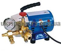 Электрический насос для гидроиспытаний, опрессовки (опрессователи)