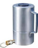 Домкрат гидравлический алюминиевый