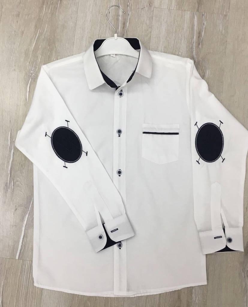Новинка Рубашка для мальчика 11 d3b60aa535d