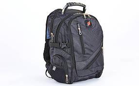 Рюкзак городской VICTORINOX 8815 (PL, р-р 47x30x23см, черный)