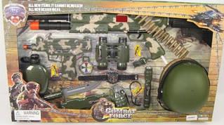 Детский военный набор