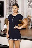 Домашнее платье, ночная сорочка (рубашка) Shirly 4608