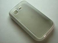Чехол силиконовый TPU Case Samsung GT-S5300 Galaxy Pocket white
