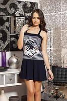 Платье для дома, ночная сорочка (рубашка) Shirly 4615, фото 1