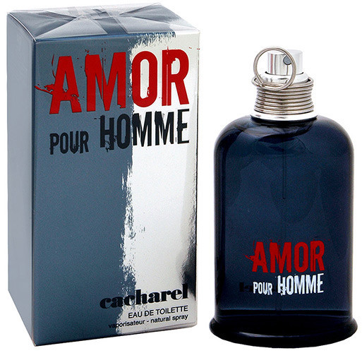 Cacharel Amor Pour Homme (Кашарель Амор Пур Хом), мужская туалетная вода, 125 ml копия