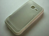Чехол силиконовый TPU Case Samsung GT- S6802 Galaxy Ace Duos white