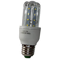 Светодиодная лампа 5W E27 24 диода