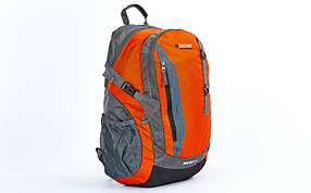 Рюкзак спортивный ZEL GA-3701 (нейлон, р-р 46х33х15см, цвета в ассортименте)