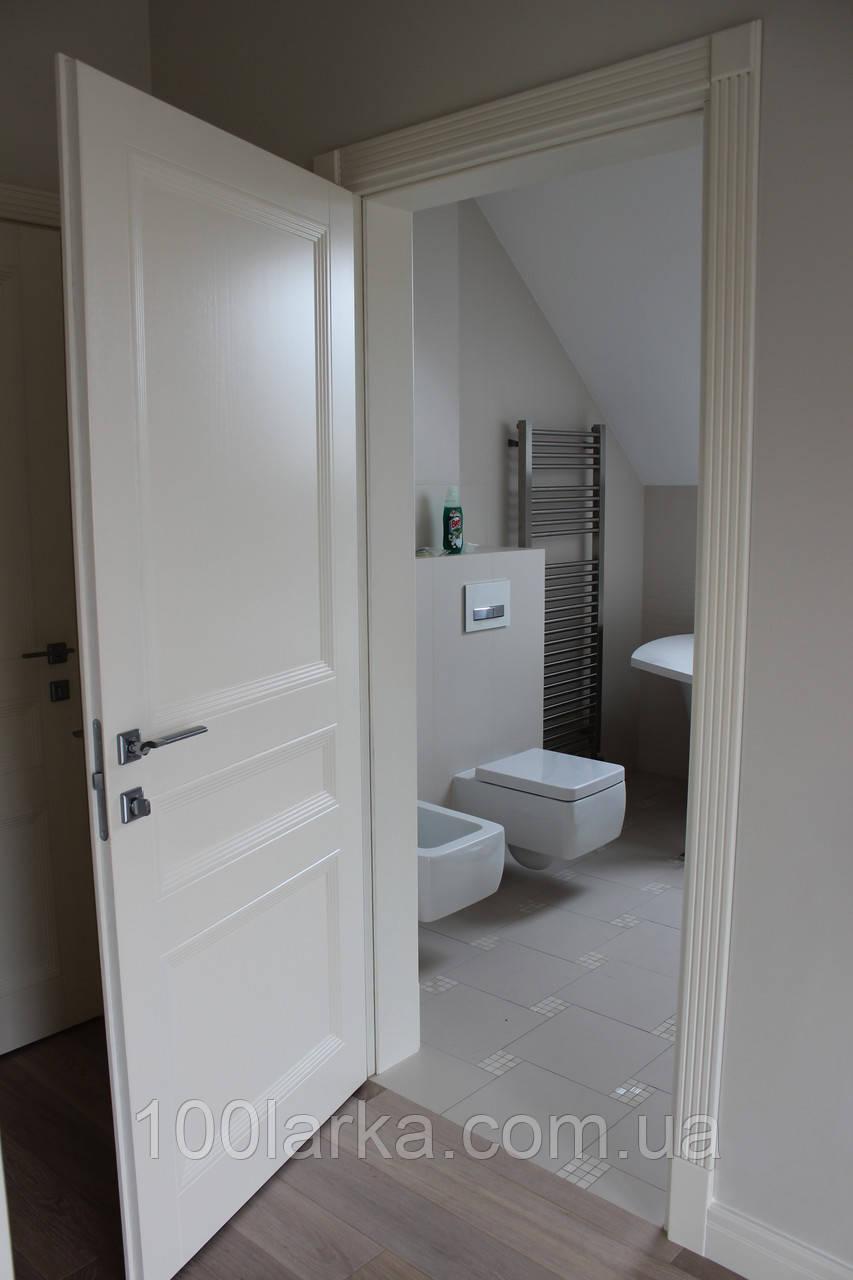 двери белые межкомнатные фото