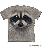 Футболка The Mountain - Raccoon Face