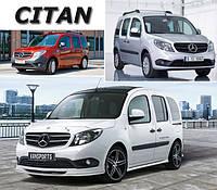 Новый формат подбора запчастей Mercedes Citan