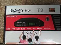 Тюнер цифровой Т2 Satcom T 505