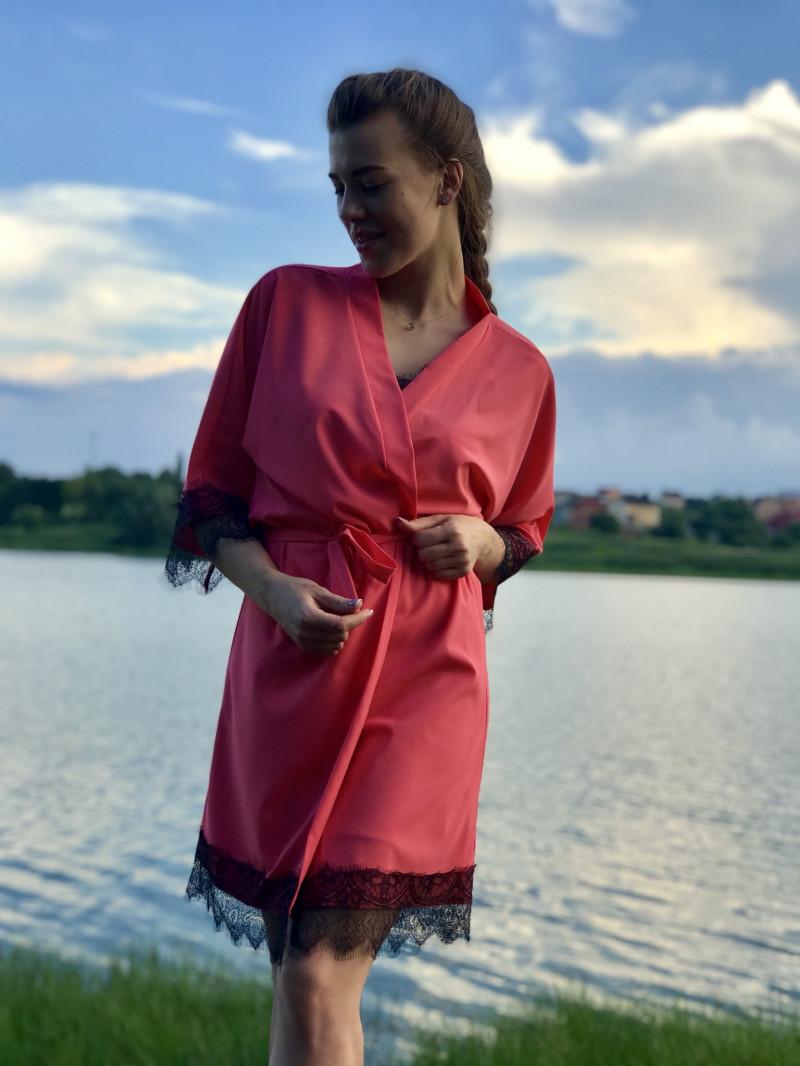 Женский халат Код п94