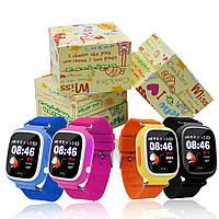 Детские смарт часы с GPS трекером Smart Baby Watch Q90