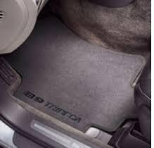 Комплект ковров салона велюр аксессуар Subaru Tribeca 08 Оригинал (J505EXA200)