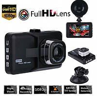 Видеорегистратор 3 дюйма 12 Мп FULL HD ночная сьемка відеореєстратор  реєстратор відео DVR 626 в авто в машину