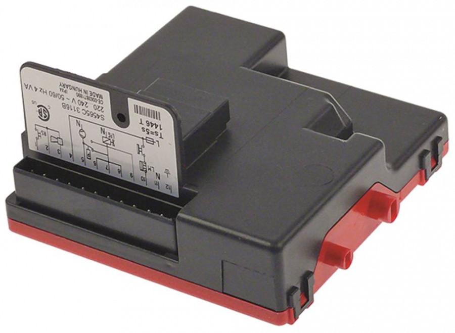 Электронный блок KVE1055A (VE1055A1) для газовой печи UNOX