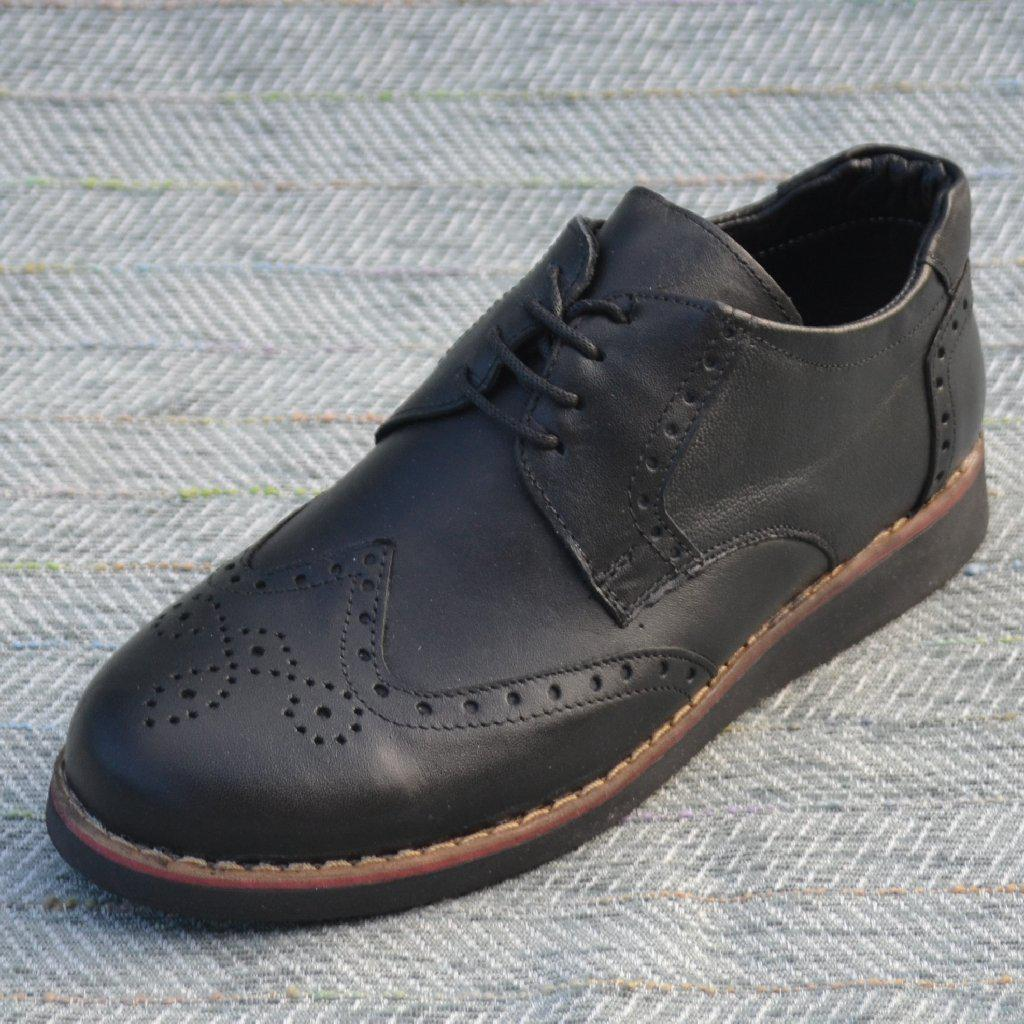 Туфли оксфорд на шнурках, Турция размер 36