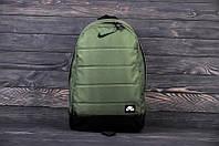 Спортивный рюкзак  Nike реплика хаки