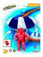 Парашютист Затяжной прыжок (красный), Simba (720 9664-2)