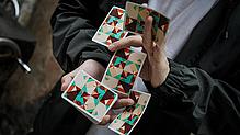 Карты игральные | Sparkle Point (Green) Playing Cards, фото 3