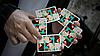 Карты игральные| Sparkle Point (Green) Playing Cards, фото 2
