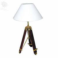 Лампа - штатив Sea Club,h 55/94 см, d 35 см (9099.V)