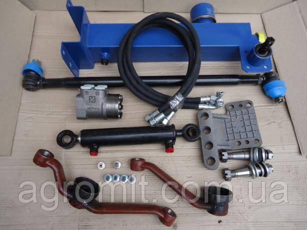 Комплект переоборудования рулевого управления МТЗ-80 под насос дозатор