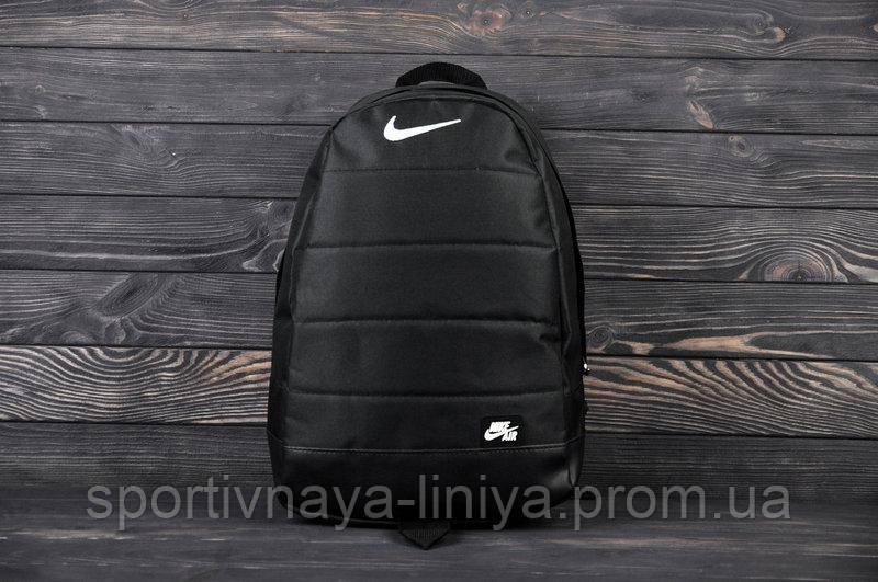 Спортивный рюкзак  Nike реплика черный