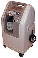 Концентратор кислорода DeVilbiss 525 5L с пробегом, новые расходники, США, фото 1