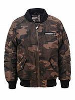 Куртка для мальчиков оптом, Glo-story, 92-122/128 см,  № BMA-4665, фото 1