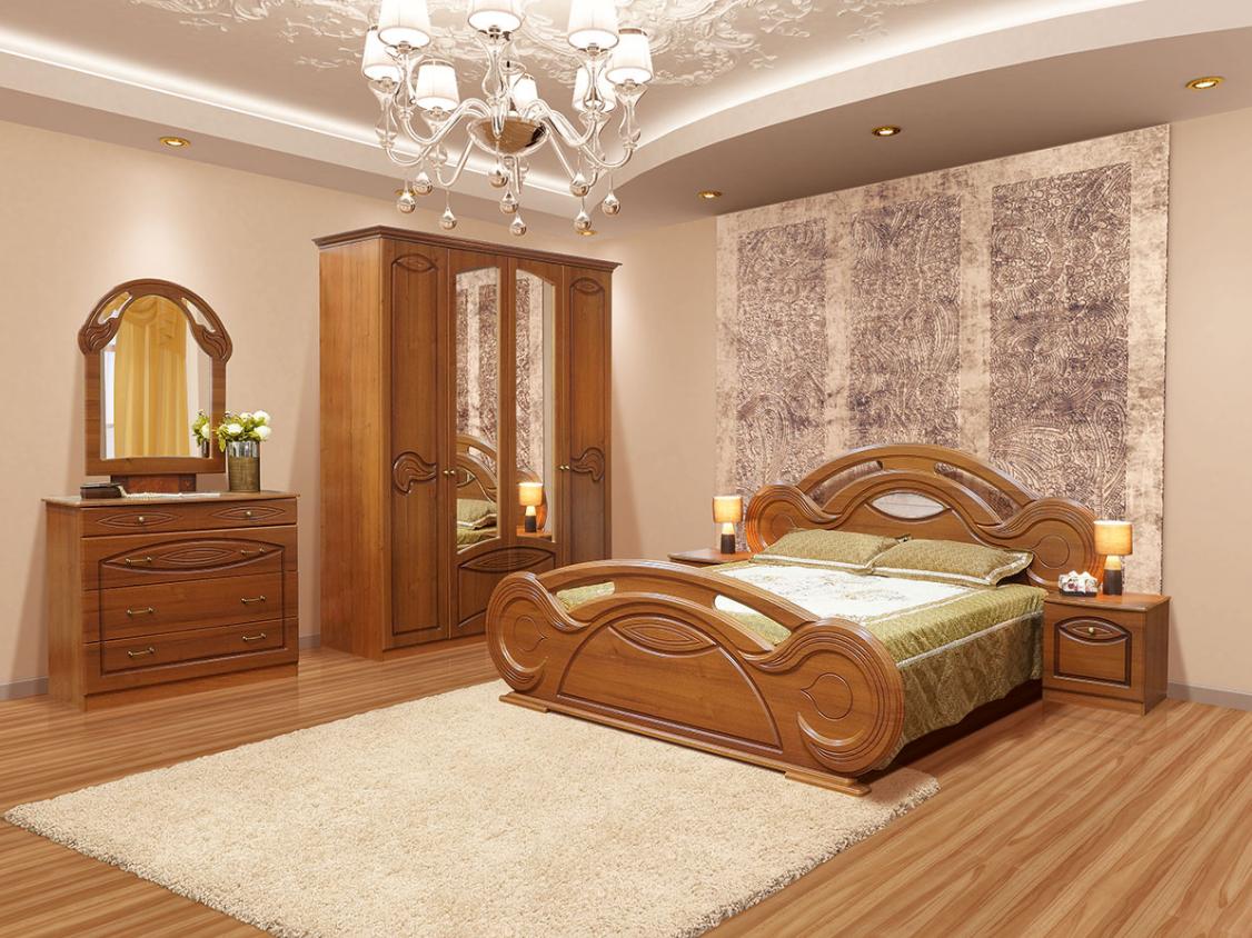 Спальня Тина Патина