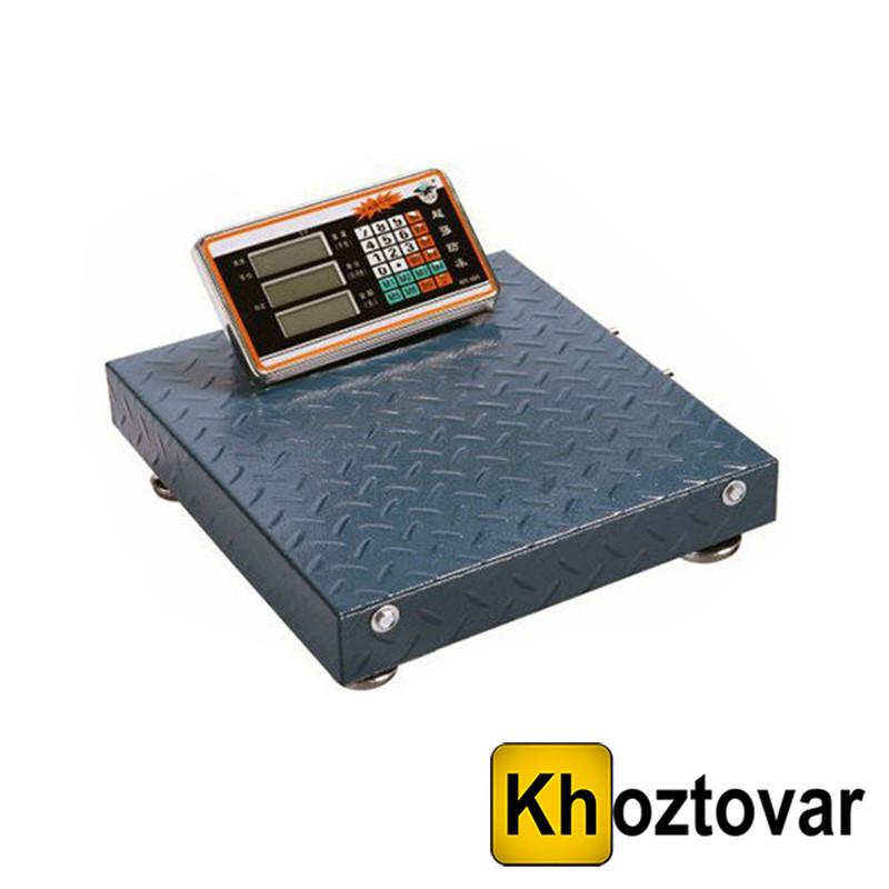 Весы торговые 200 кг WIFI 32*42 Wireless