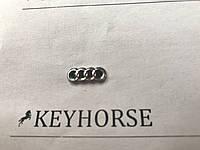 Логотип для авто ключа Audi Ауди
